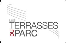 Les terrasses du parc Logo